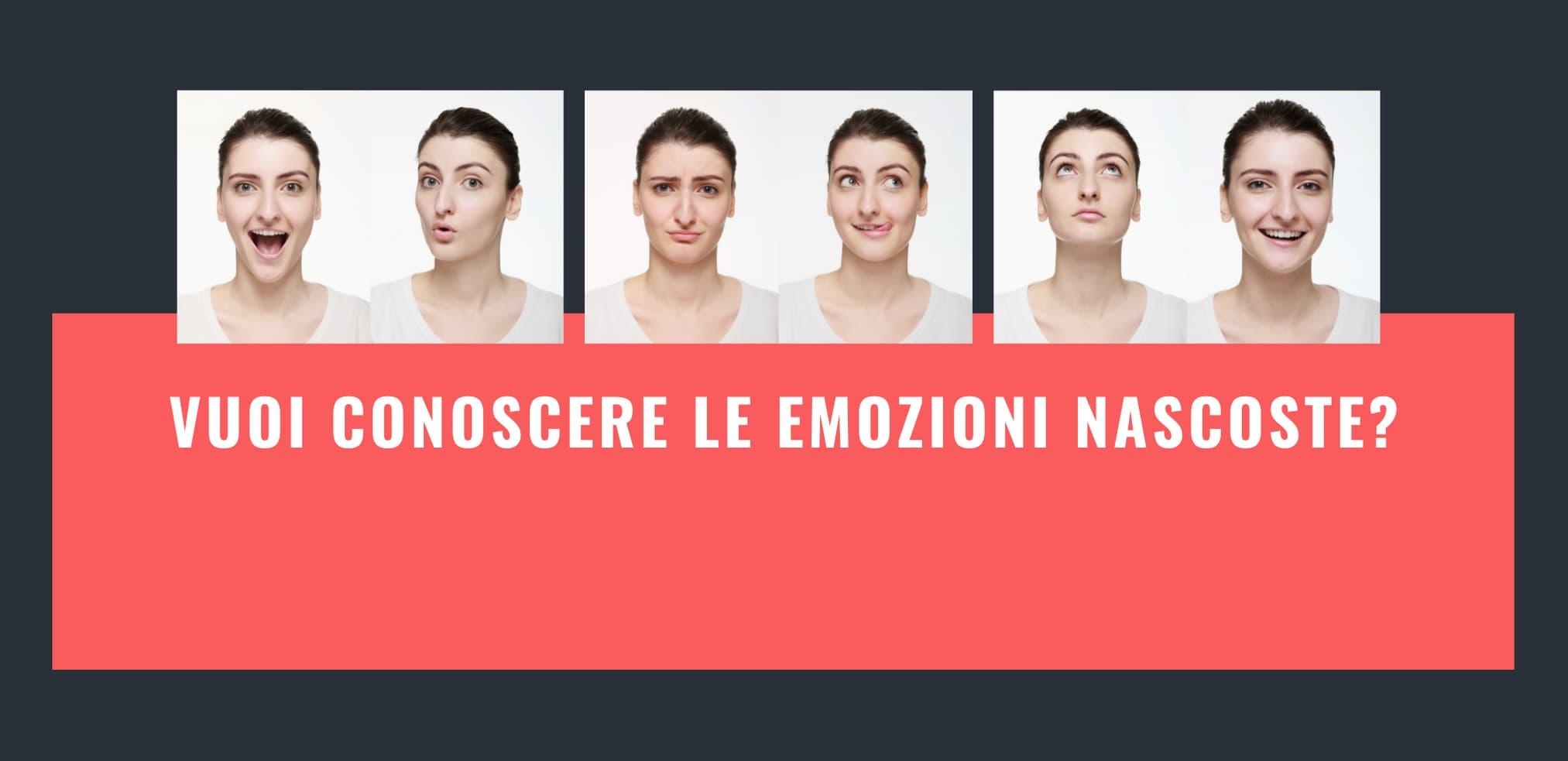 Come riconoscere le espressioni